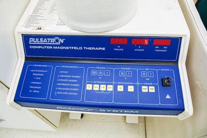 Magnetfeldtherapie