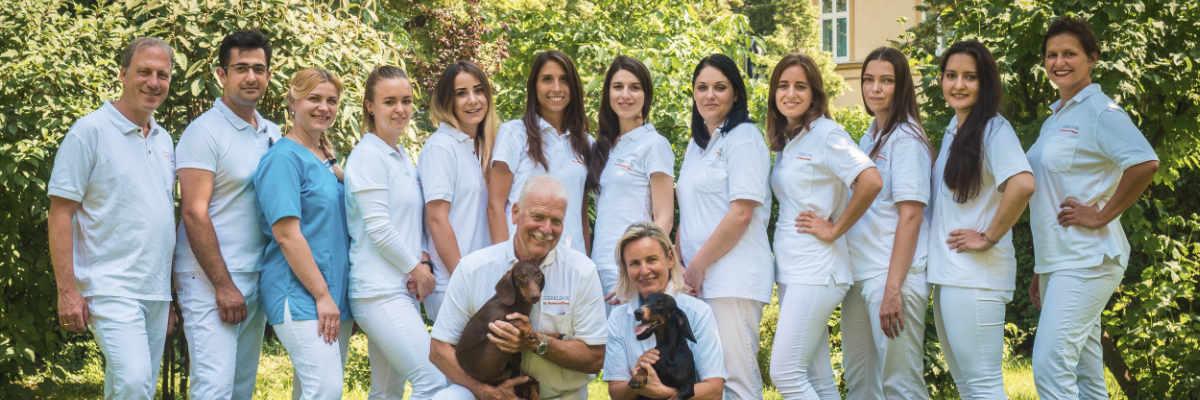 Team Tierklinik Dr. Hutter